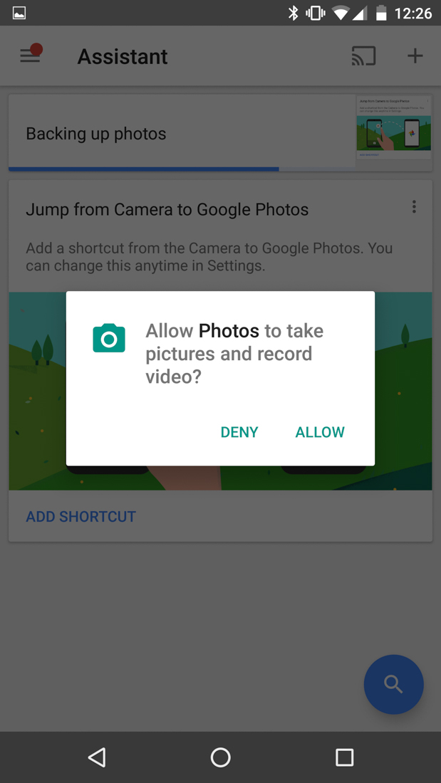 google photos camera shortcut-4