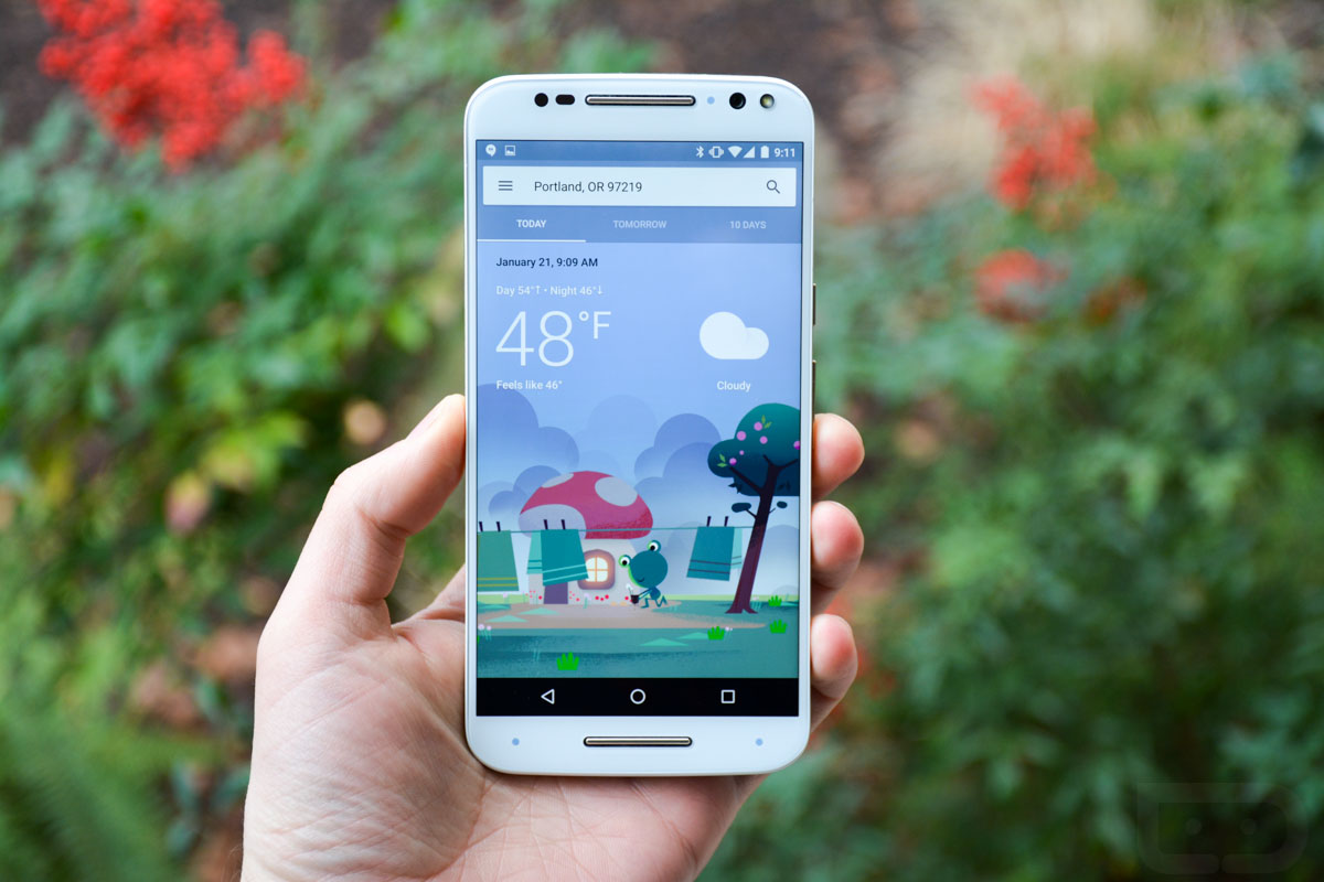 This is the New Google Weather, and It's Awesome – Droid Life