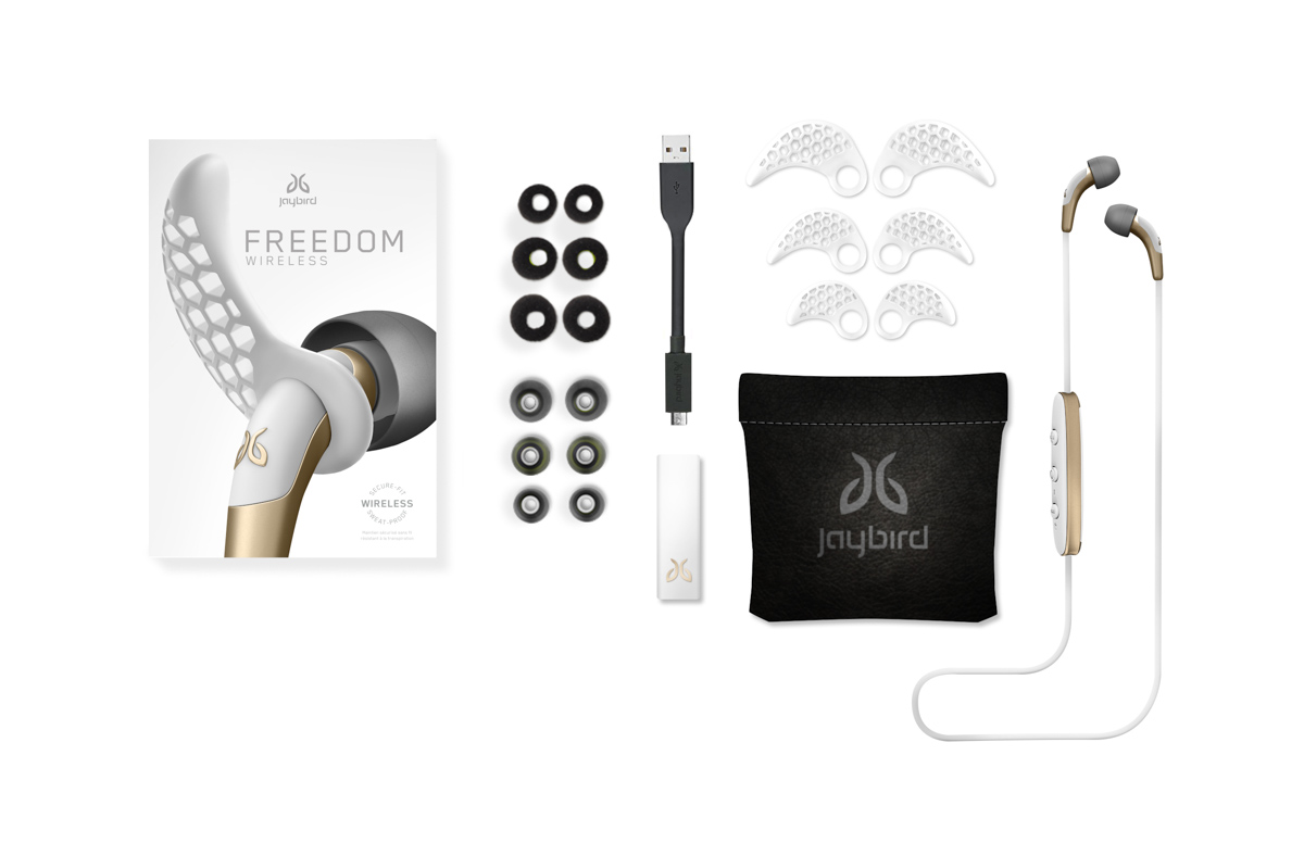 Jaybird Announces Freedom And X3 Sport Earbuds With Custom