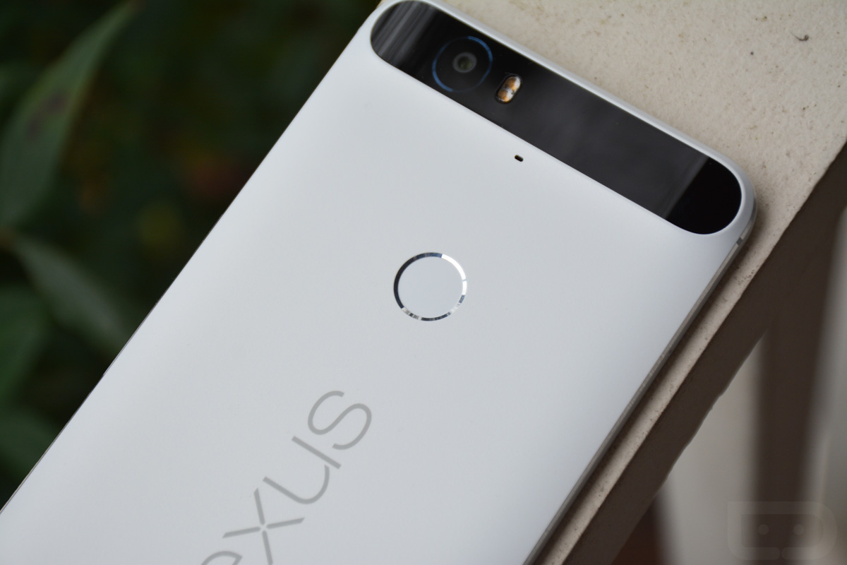 nexus 6p fingerprint reader