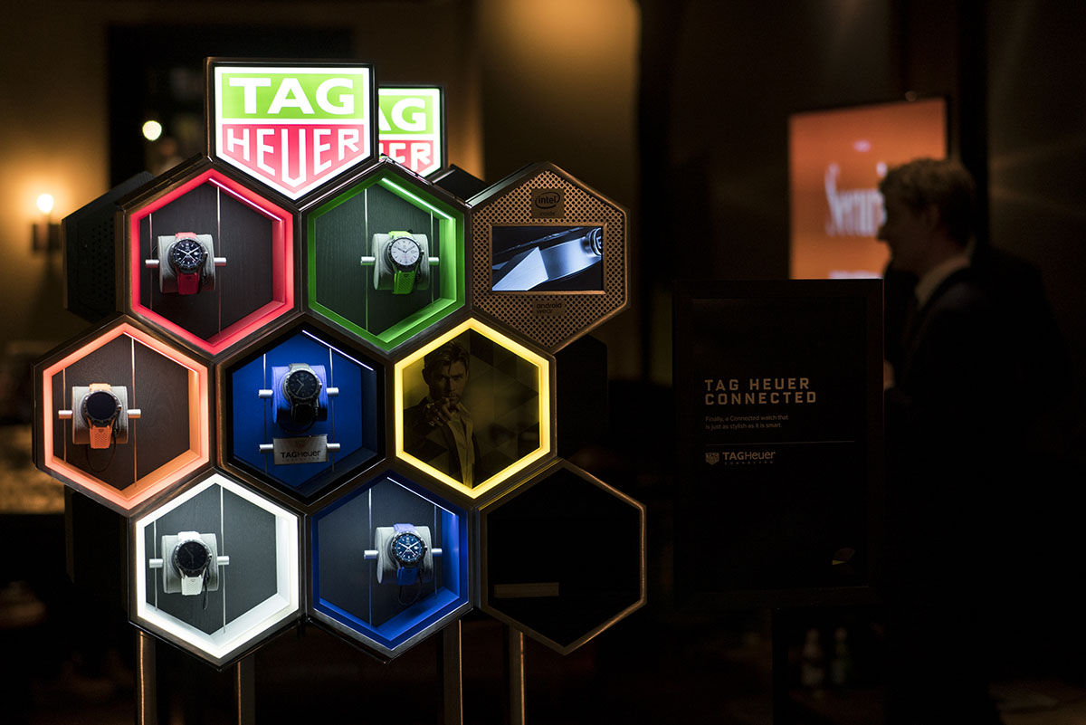 tag heuer connected ces