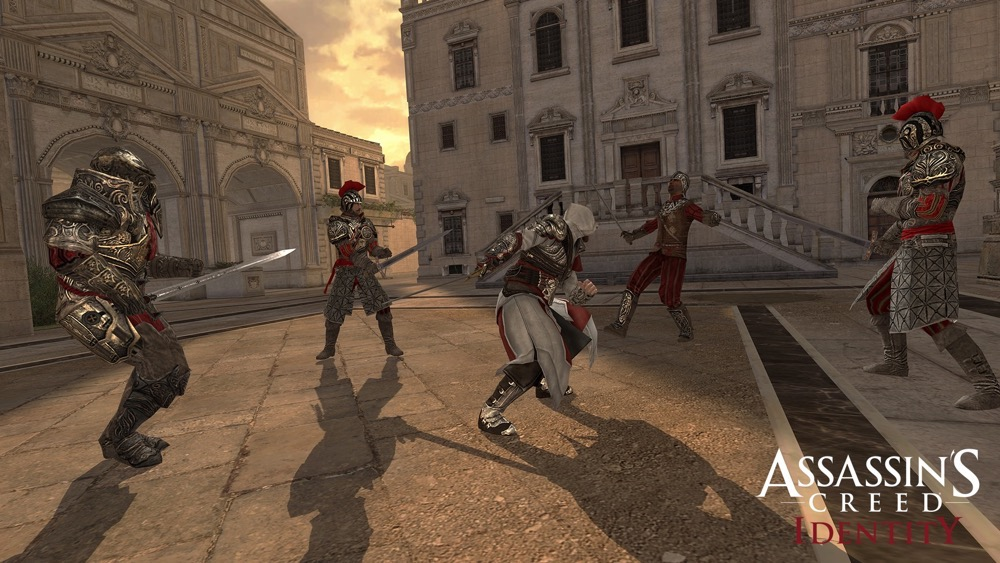Assassin S Creed Identity To Launch On Android This Spring