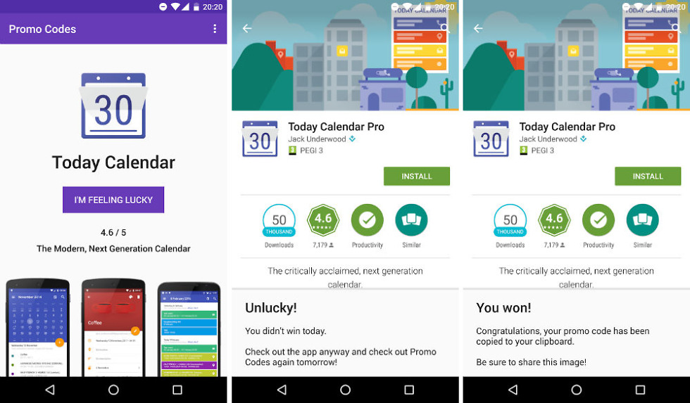 This Promo Codes App is a Sweet Way to Get Paid Apps for Free