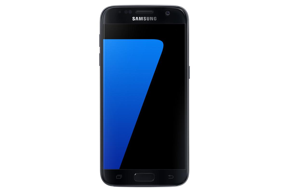 galaxy s7 black