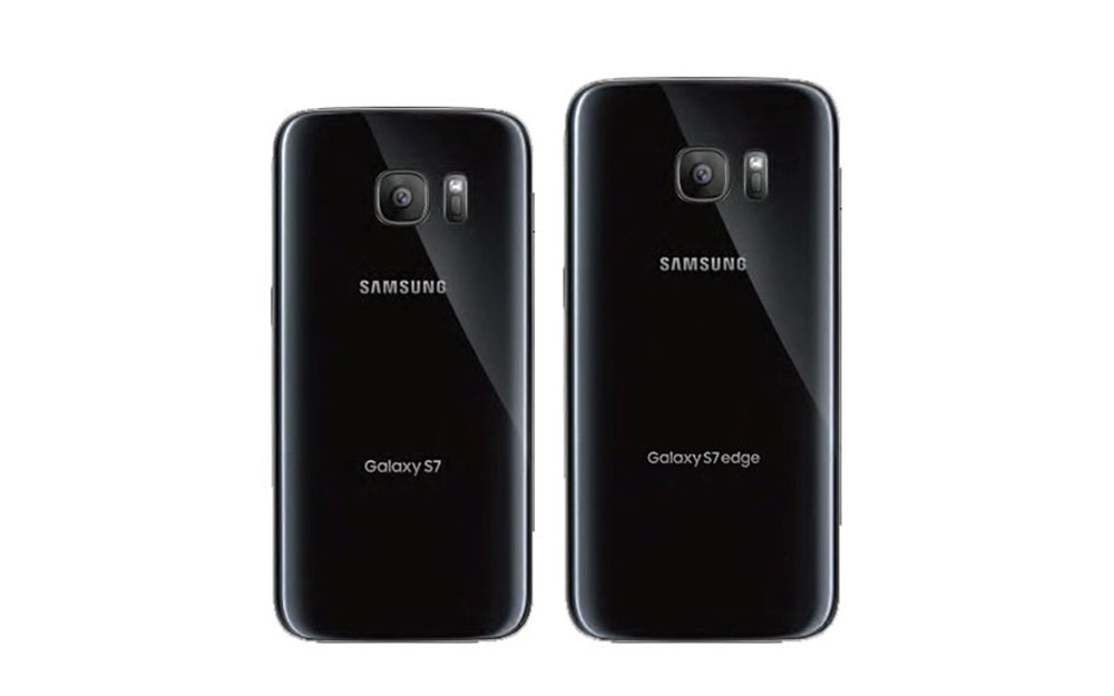 galaxy s7 galaxy s7 edge back