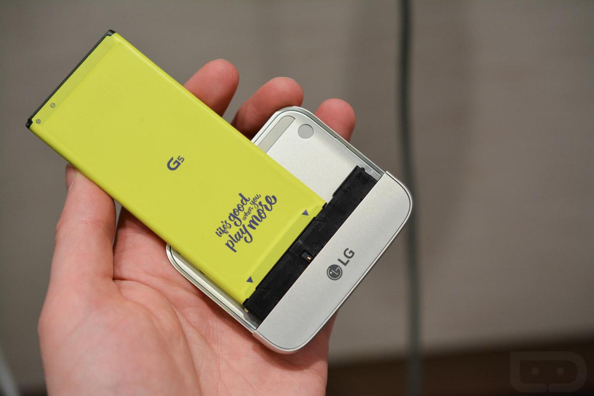 LG CAM Plus and Hi-Fi DAC Bring Modular Expansion to G5