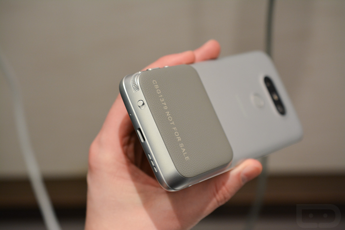 lg g5 battery camera grip