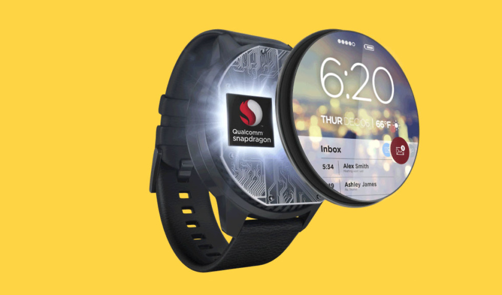 qualcomm snapdragon wear