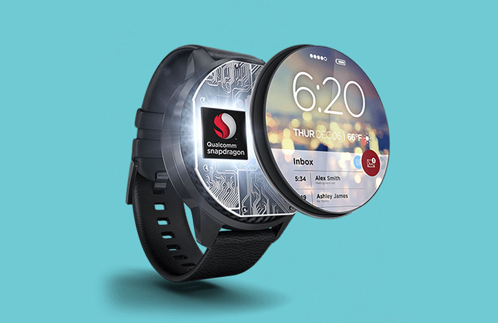 qualcomm snapdragon wear1