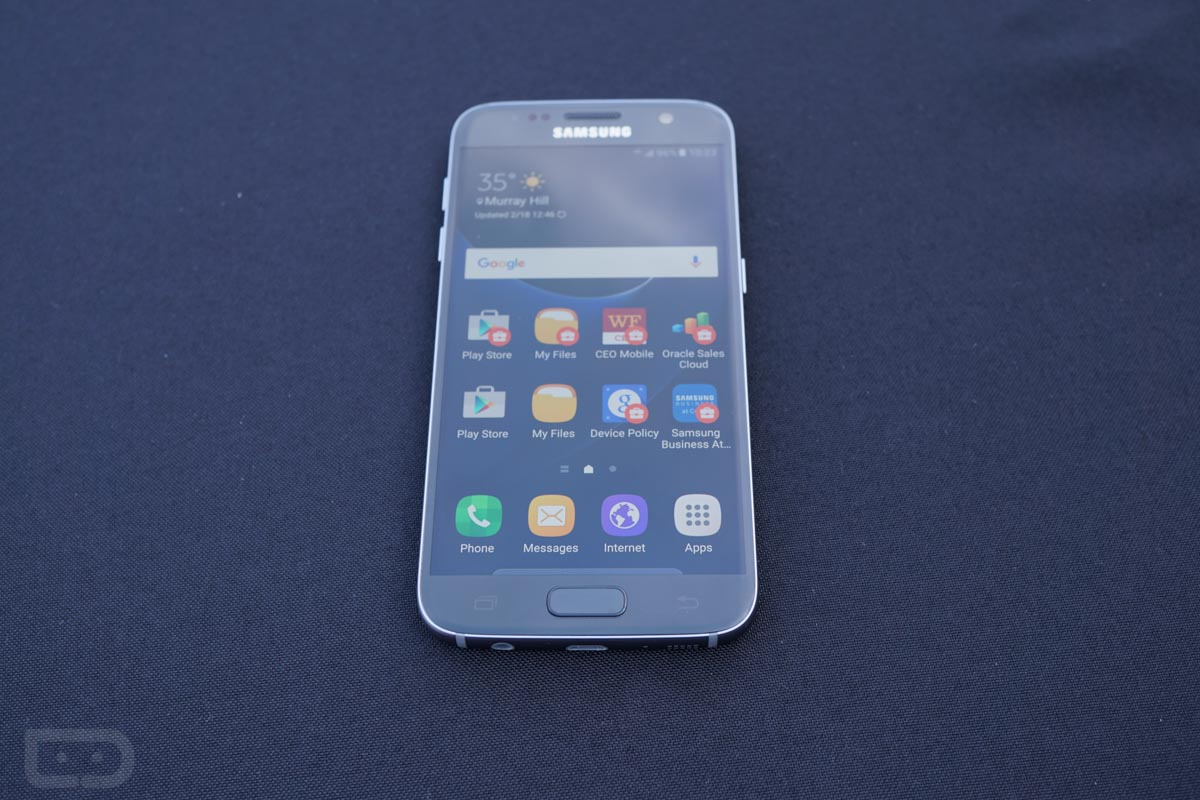 Samsung Galaxy S7 First Look And Tour Droid Life