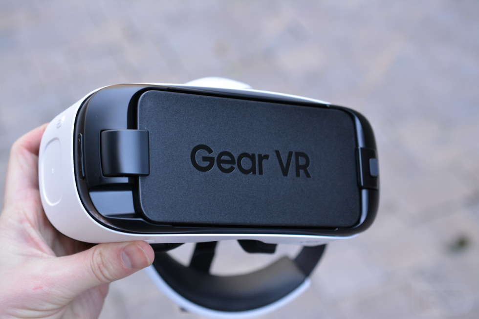 how to use google streetview on gear vr