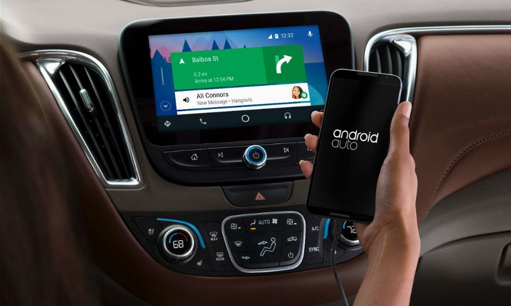 Chevy Mylink Software Update >> Chevy Dealers Offering Android Auto Update Free of Charge ...