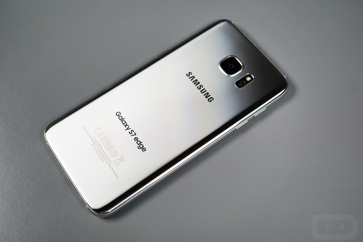 Samsung Galaxy S7 Edge Review Droid Life