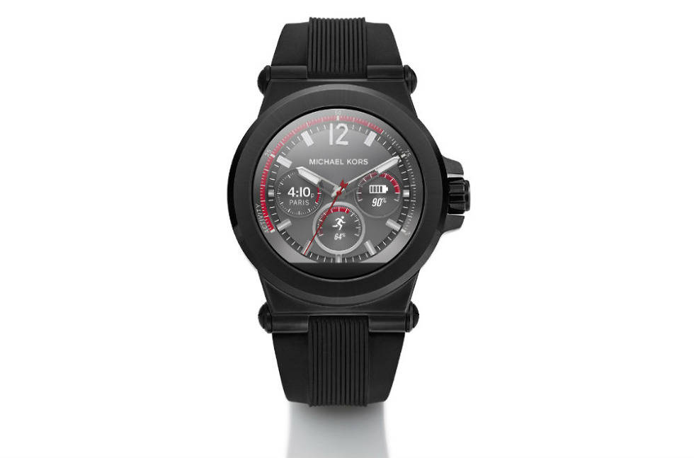 3d6582250 Michael Kors Intros First Android Wear Smartwatches, Available This Fall  for $395