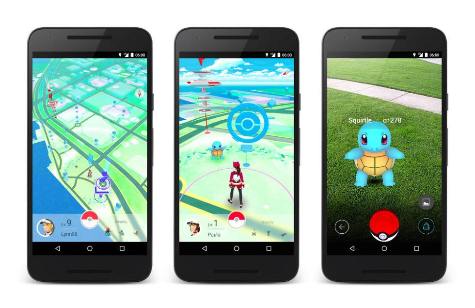 Pokémon GO Public Launch for Android Happening Next Month ...