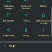 S7 Edge screen 5