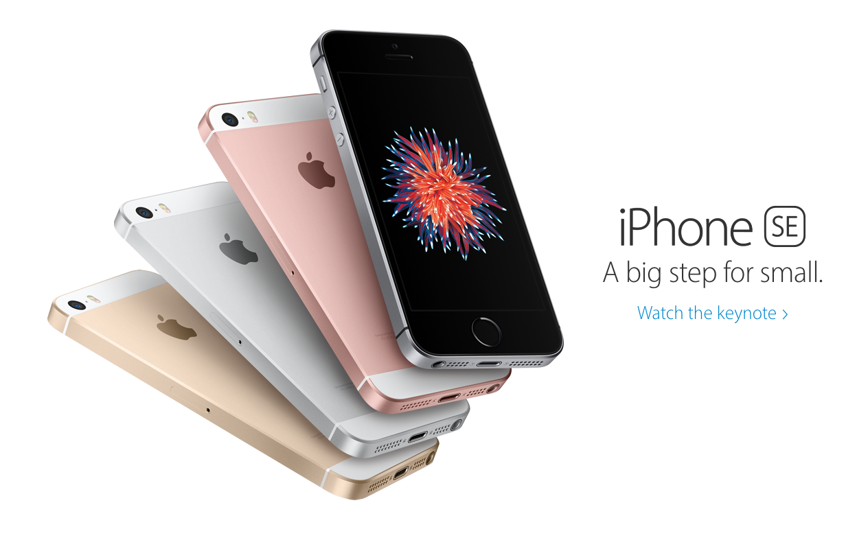 Apple iPhone SE: Phil Schiller confirms what the 'SE' stands for