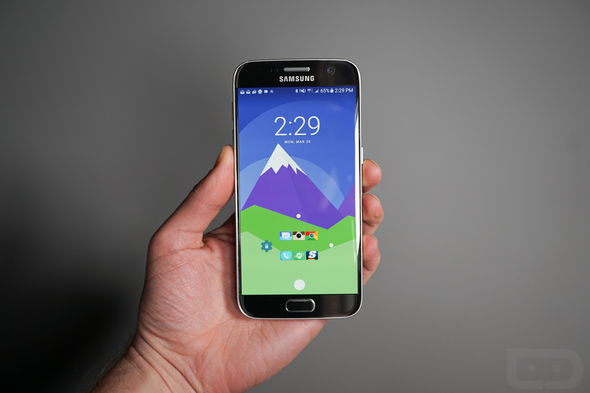 galaxy s7 this is my android