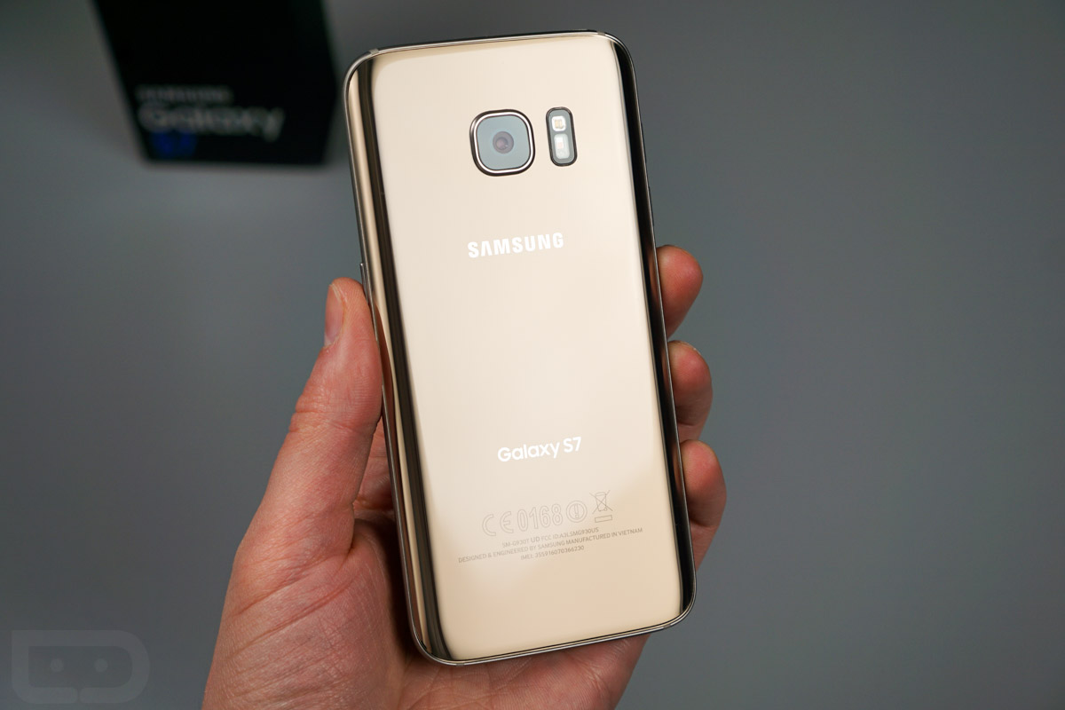 galaxy s7 unboxing