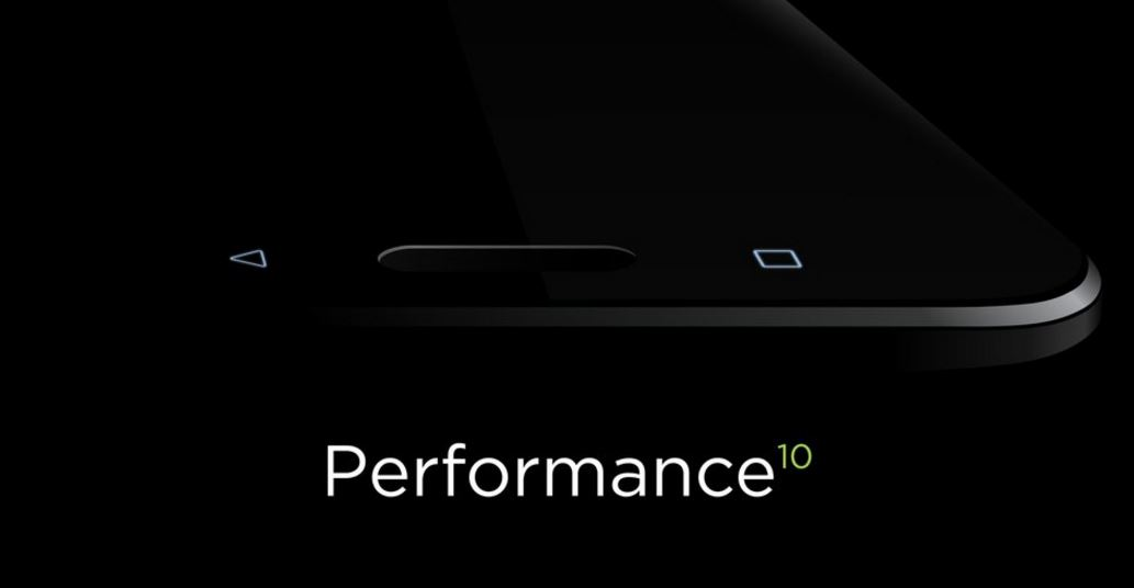 htc 10 buttons