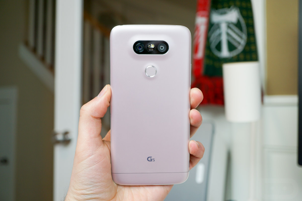 lg g5 best features