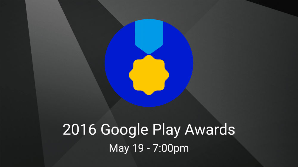 Google Play Awards