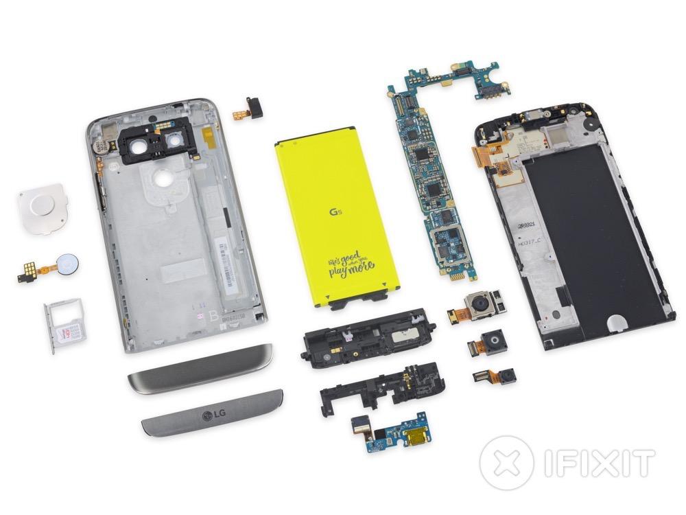 LG G5 Teardown 2