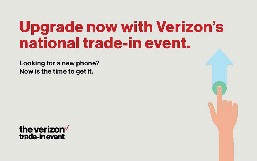 Verizon Trade-In Event