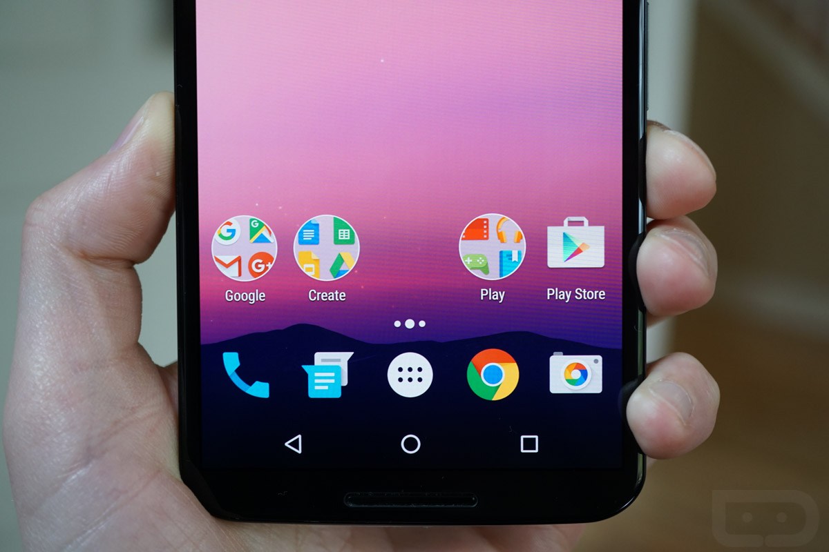 android n dp 2 new
