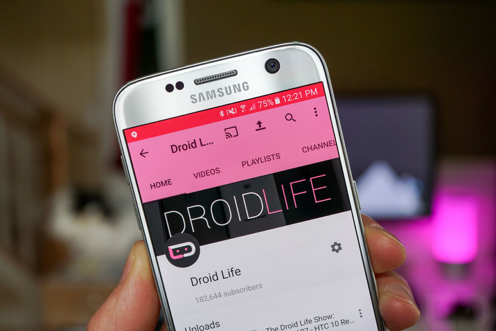 droid life youtube