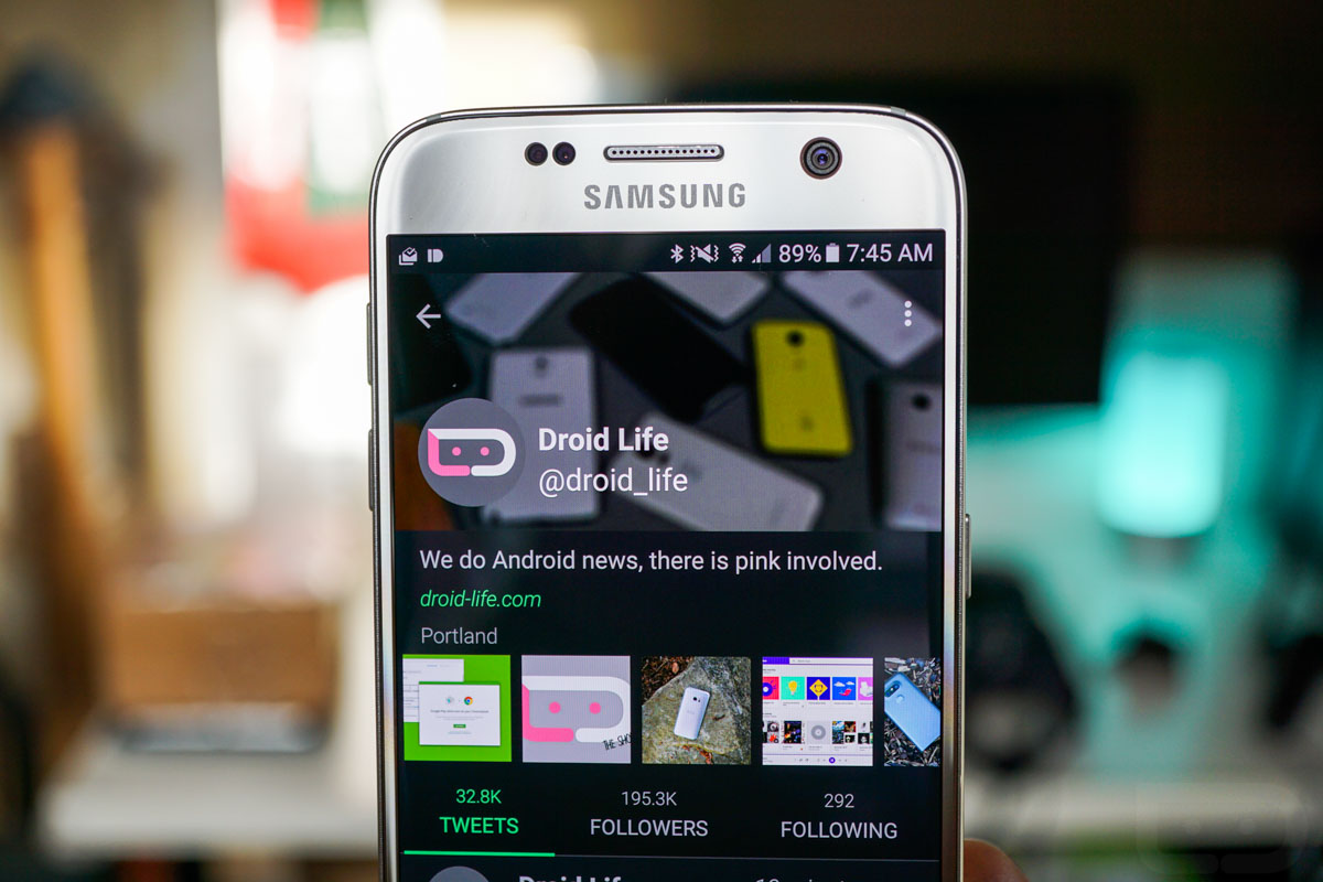 fenix android app