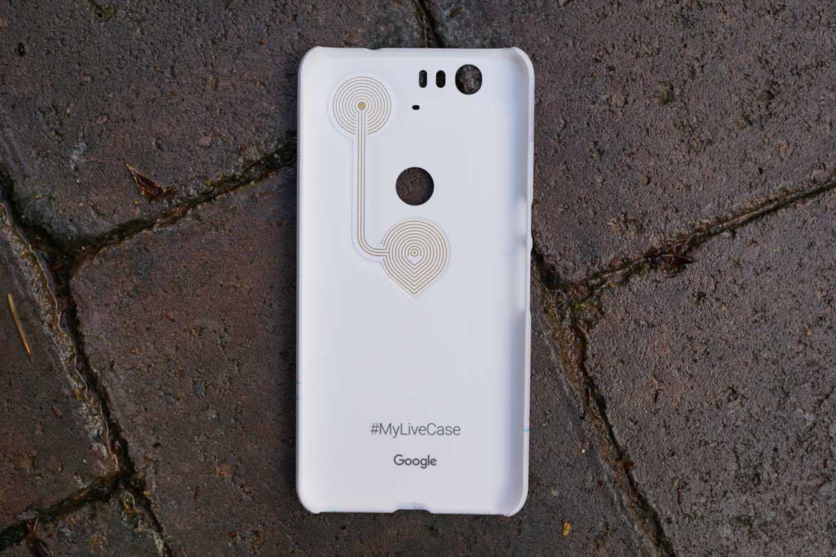 google live case nexus 6p