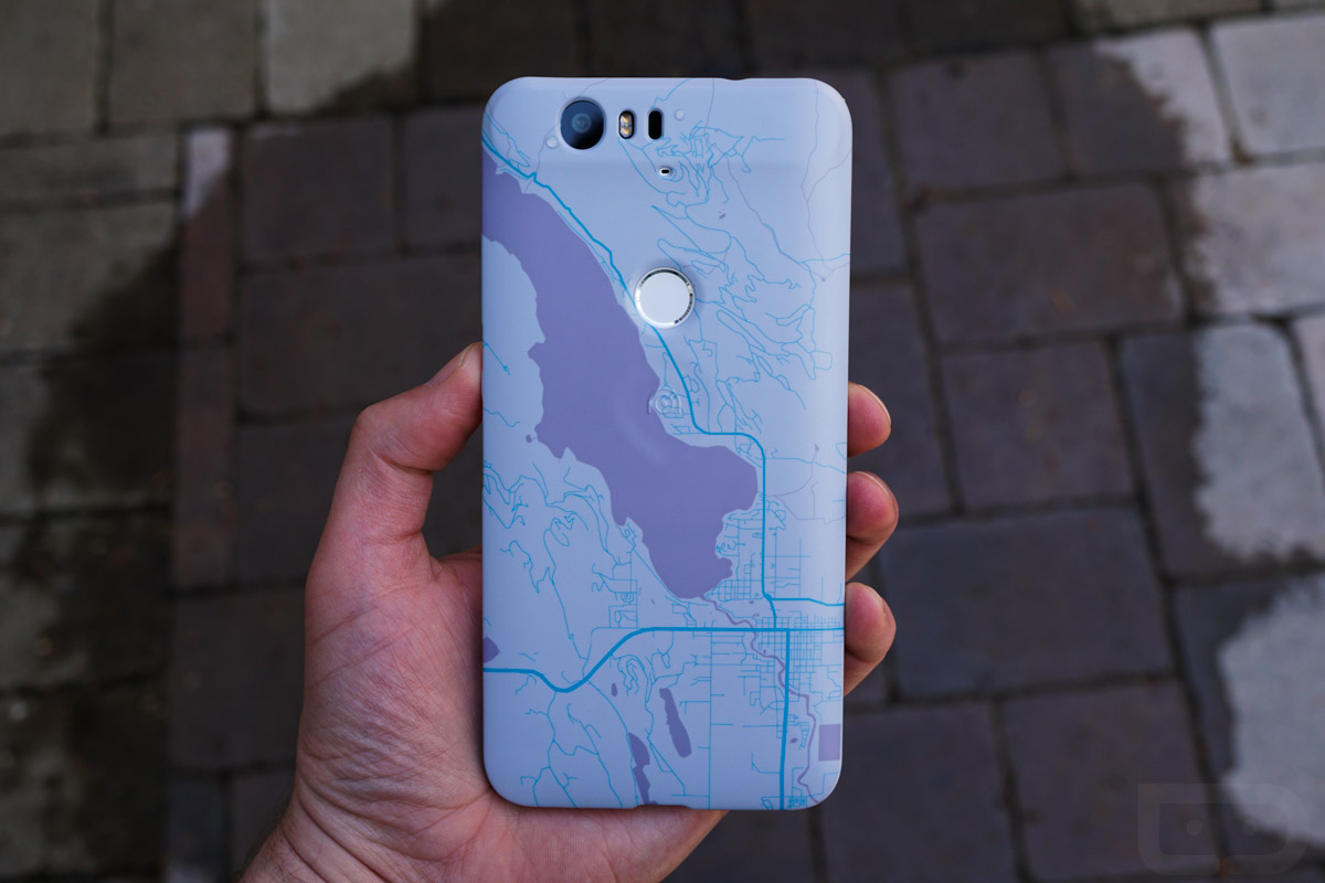 best loved 2ad06 d26d3 Quick Look: Google's Live Cases for the Nexus 6P – Droid Life