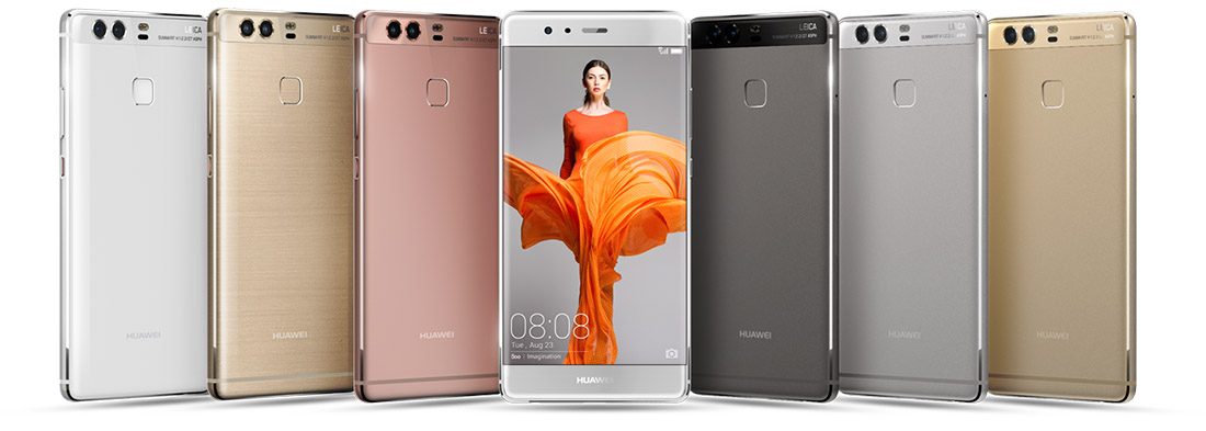 huawei p9 all colors