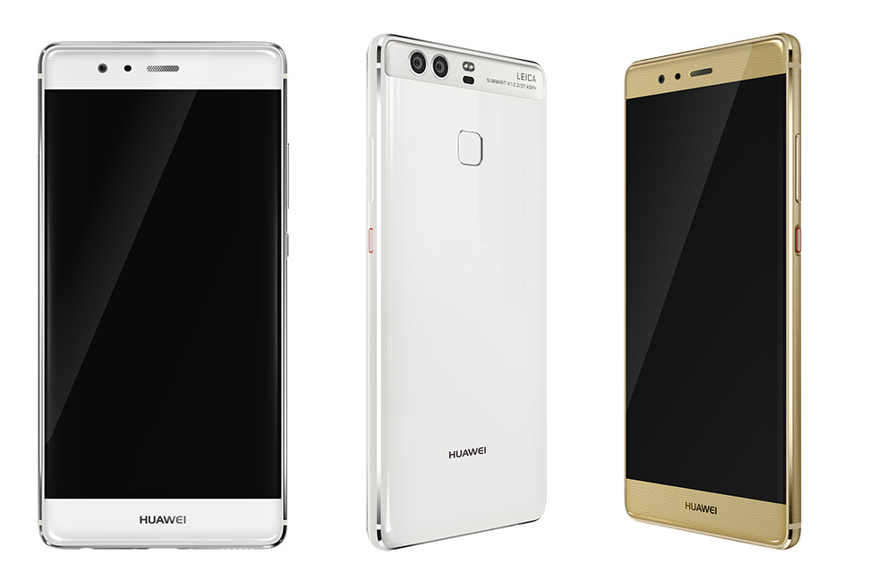 Huawei Unveils the Flagship P9 and P9 Plus With Leica Co ...