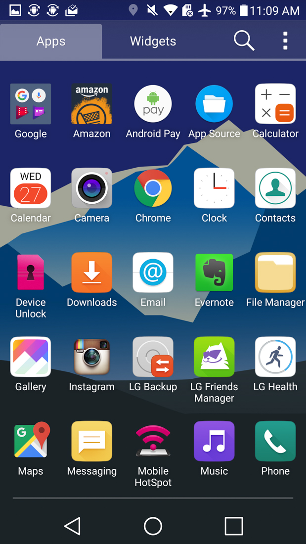 ⭐ Android app drawer icon missing samsung | Phone icon missing on