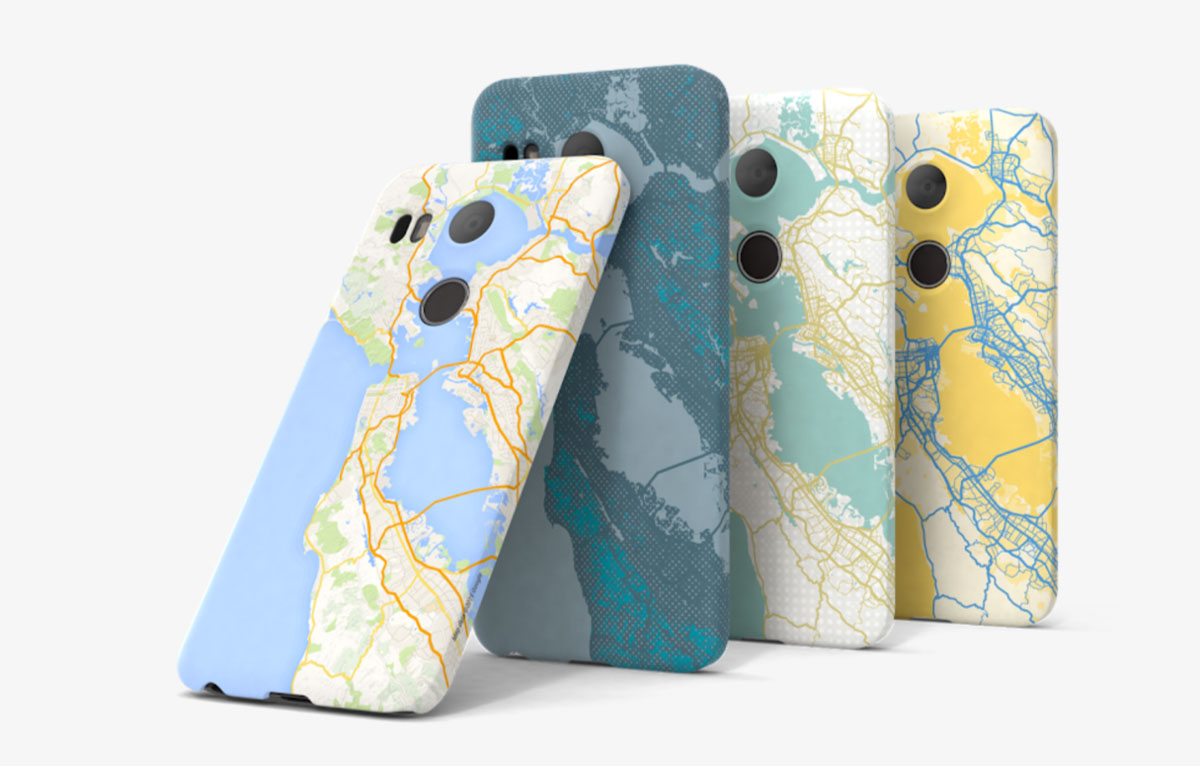 "separation shoes 9bb96 6760c Google Introduces ""Live Cases"" for Nexus Devices, Custom Cases Made ..."