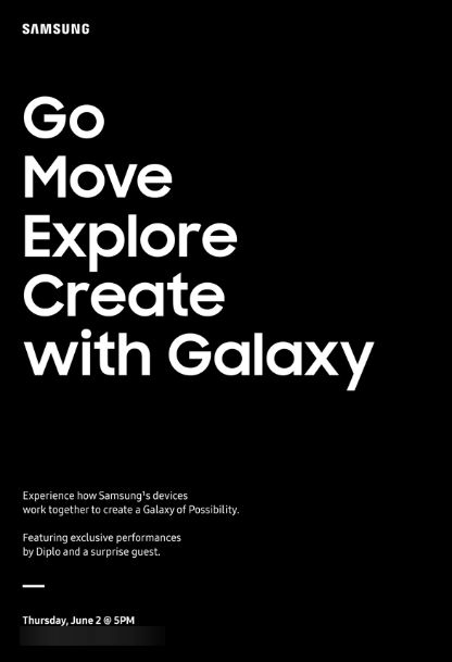 Samsung Galaxy Invite