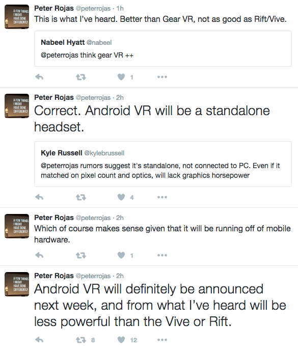 android vr peter rojas