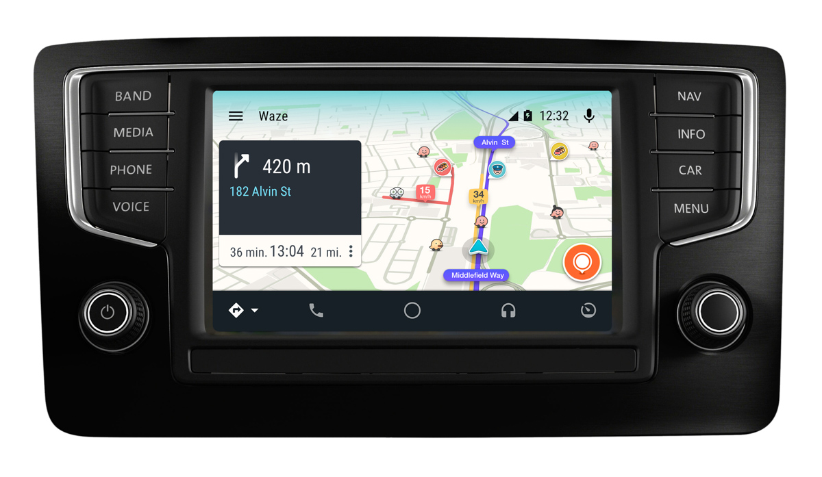 Android Auto At I O Coming Soon To Your Phone Plus Waze