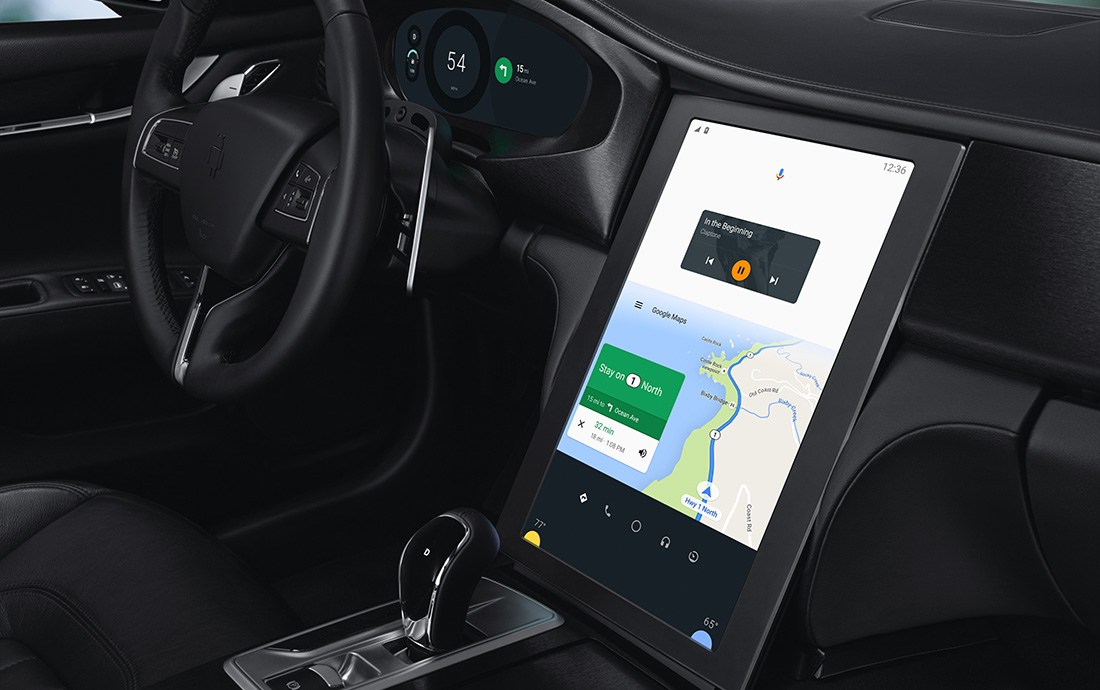 android auto concept