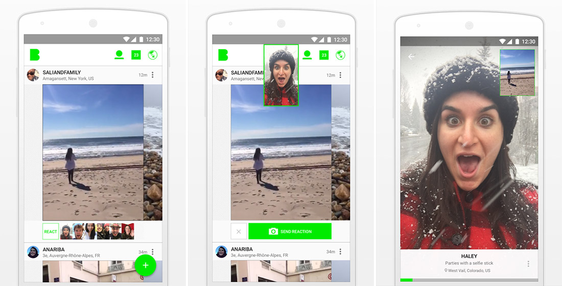 beme android