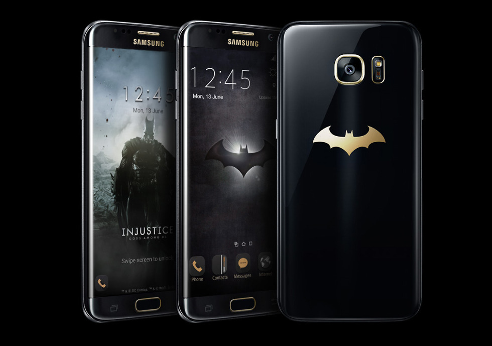 galaxy s7 edge batman