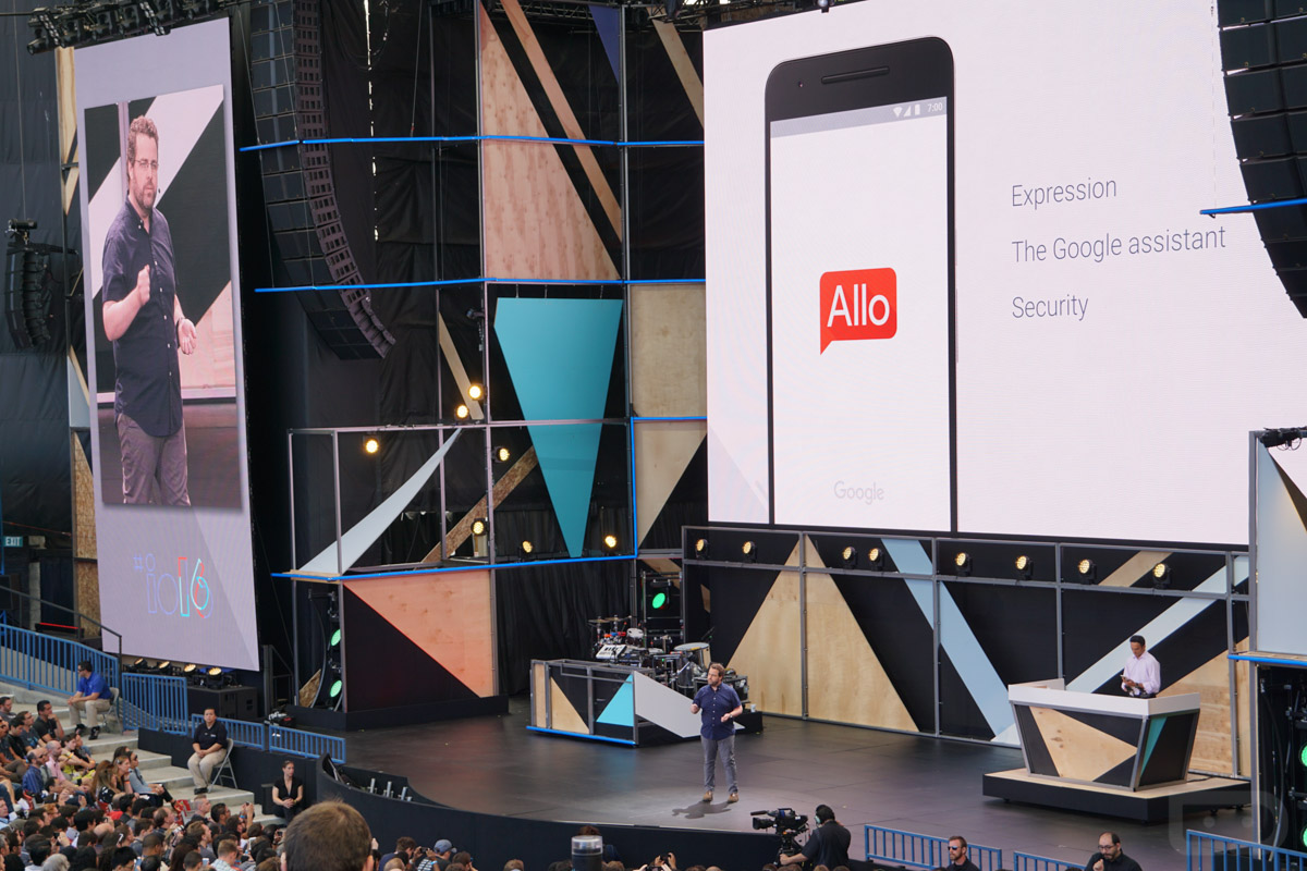 Even With Allo on the Way, Google Says Hangouts Won't Go