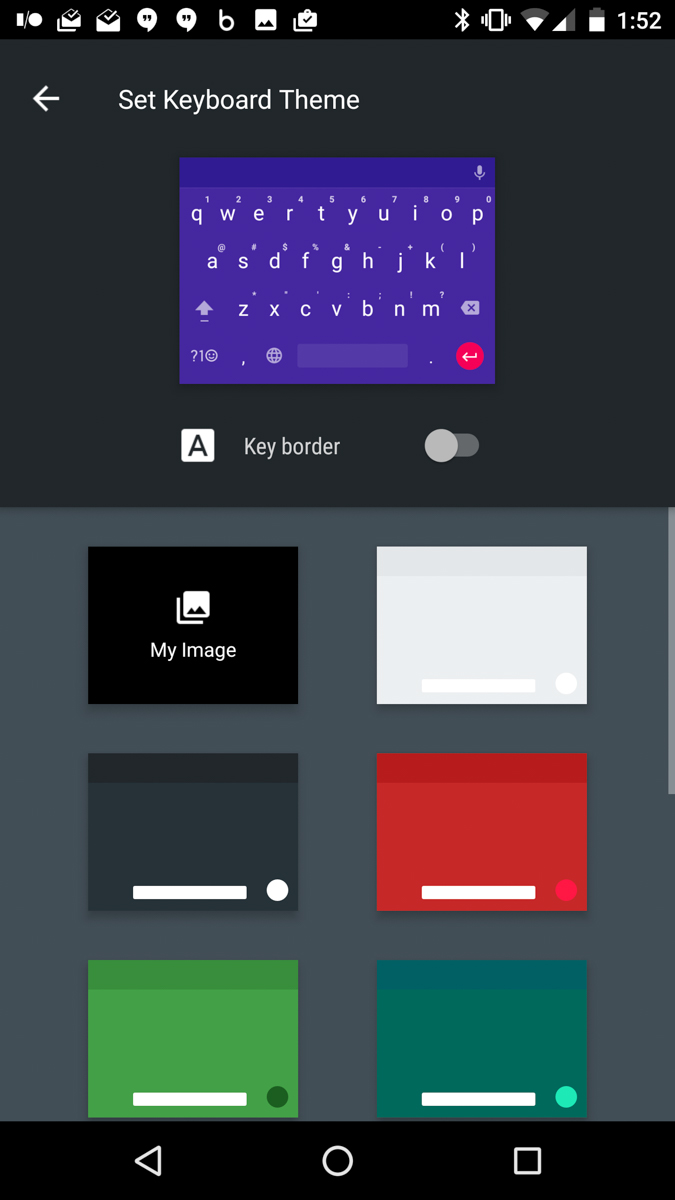 google keyboard 5.1-2