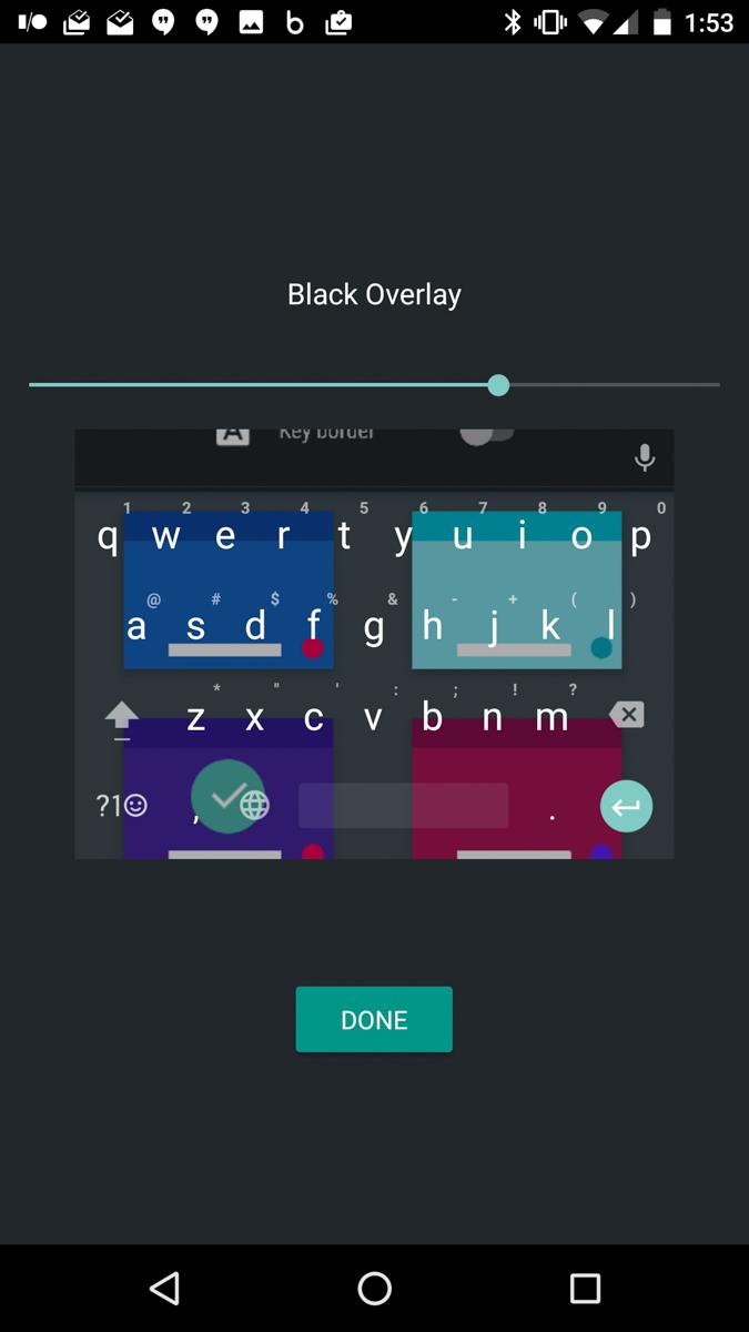 google keyboard 5.1-4