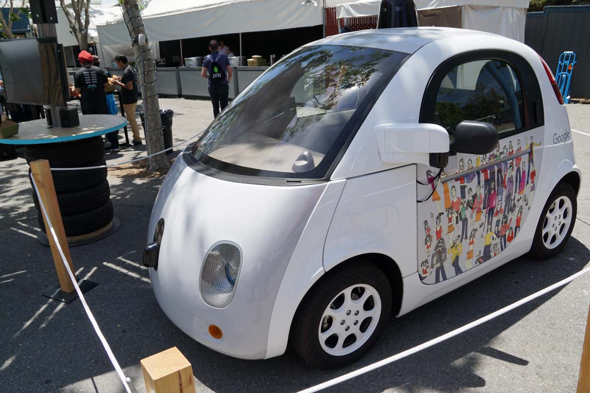 google self driving car-2