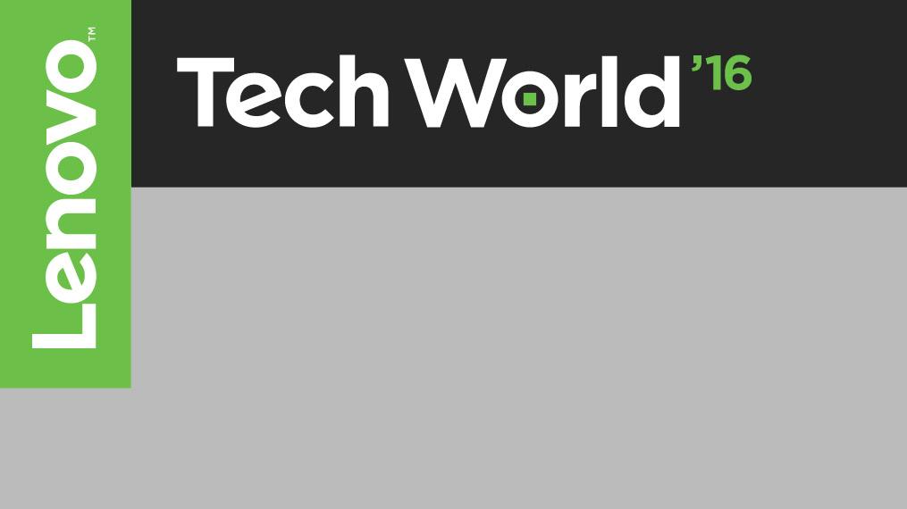 lenovo tech world 2016