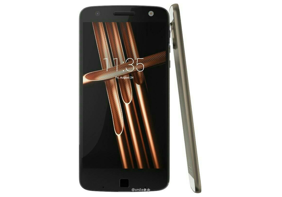 new moto x 2016 vector thin