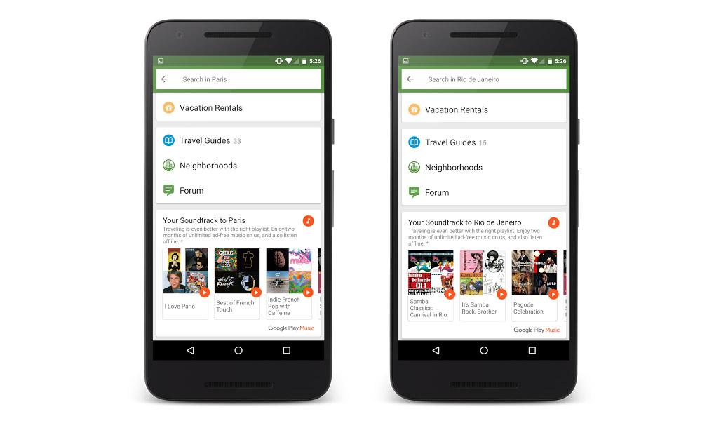 tripadvisor google music